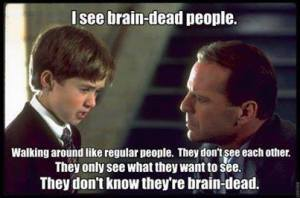 brain-dead libeerals